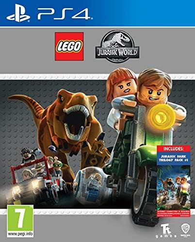 Lego Jurassic World - Amazon.co.UK DLC Exclusive (PS4) - Import UK
