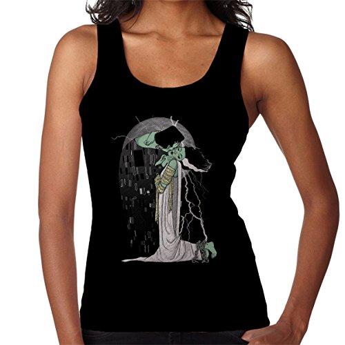 Bride Of Frankenstein Love Beyond Death Women's Vest