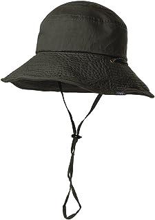 Siggi Unisex Outdoor UPF50+ Packable Boonie Bucket Hat Fishing Hiking Sunhat