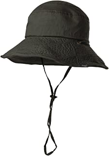 Siggi Unisex Outdoor UPF50+ Packable Boonie Bucket Hat Fishing Hiking Sunhat