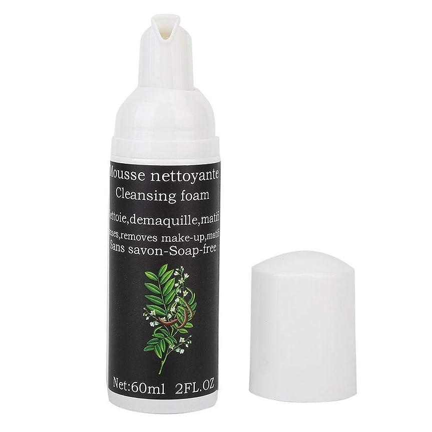 リップ汚染ガイダンスつけまつげクレンザー - 60mlまつげエクステンションクレンザーグリース汚れ除去グラフト
