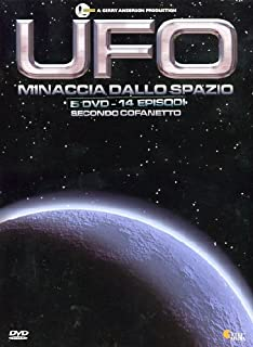 Ufo Vol.2 Minaccia Dallo Spazio (Box 5 Dvd) (B005JI2IMQ) | Amazon price tracker / tracking, Amazon price history charts, Amazon price watches, Amazon price drop alerts