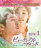 ビューティフルマインド~愛が起こした奇跡~ BOX1<コンプリート・シンプルDVD-...[DVD]