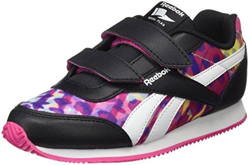 Reebok Mädchen BD4028 Trail Runnins Sneakers, schwarz (000), 27 EU
