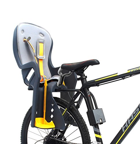CyclingDeal Kids USA Standard Rear Bicycle Carrier Baby Seat