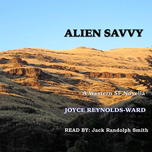 Alien Savvy audiobook cover art