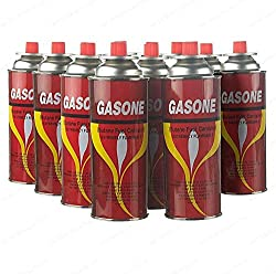 small Gas One Gasone Butane – Set of 8 – Gasoline Cans – 8 Cans
