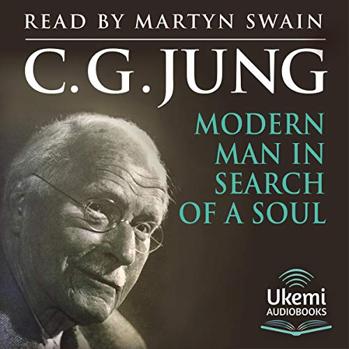 Modern Man in Search of a Soul audiobook cover art