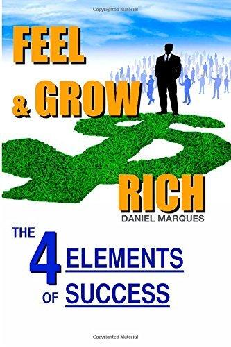 bon comparatif [Feel and Grow Rich: The Four Elements of Success] [By: Marques, Daniel] [November, 2012] un avis de 2021
