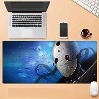 大型マウスパッドコンピューター周辺機器アニメマンガゲーミングマウスマウスパッドキーボードパッド超大型防水、滑り止め、ファッショナブル、キュート、キュートグッズナルト900 * 400 * 3mm-A_700*300mm