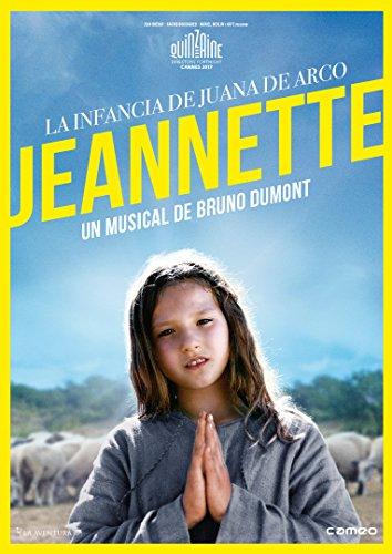 Jeannette, la infancia de Juana de Arco [DVD]