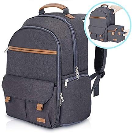 Endurax Waterproof Camera Backpack for Women and Men Fits...