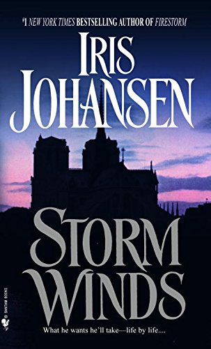 book cover of Storm Winds
