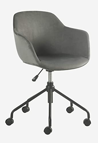 CAMINO A CASA - Chaise de Bureau grise Ajustable AVA