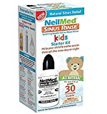 NeilMed Sinus Rinse, Pediatric, Bottle Kit for Saline Nasal Rinse (304)