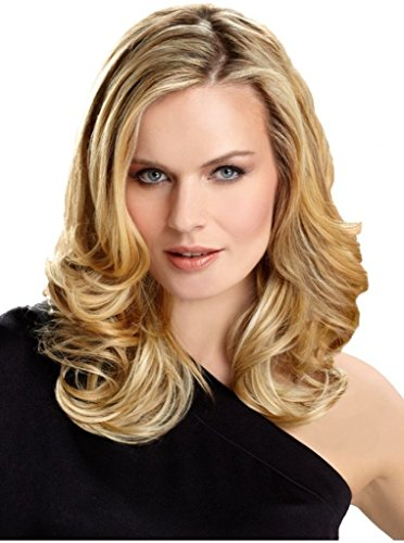 Hairdo 20 inch Soft Waves Tru2Life Styleable Synthetic Extension R1416T Buttered Toast