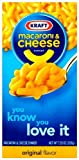 Kraft Macaroni and Cheese The Cheesiest, 10er Pack (10 x 206 g Packung)