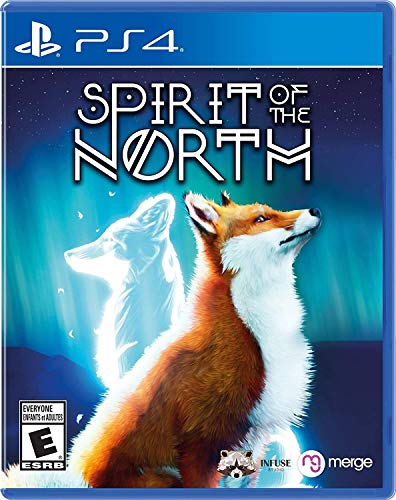 Spirit of the North for PlayStation 4 [USA]