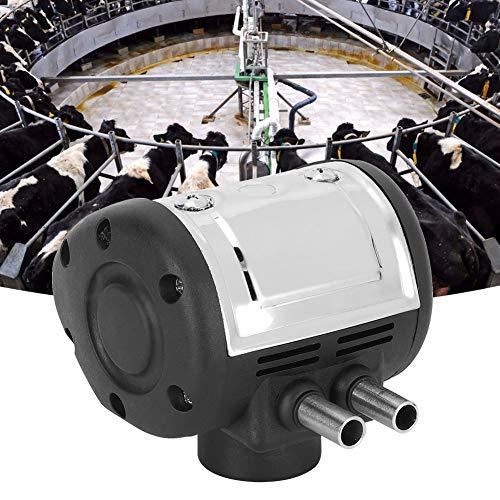 Redxiao Pulsatore per mungitrice per Mucche, pulsatore Pneumatico in Acciaio Inossidabile Mungitrice per bovini da Mucca Parti per aziende lattiero-casearie per Mucche, bovini, capre e Pecore