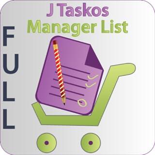 J Taskos Shopping Manager App Pro