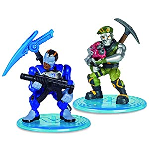 Fortnite Blister Duo – 2 Figuras 7 cm y 1 accesorio escondido (Giochi Preziosi FRT13000)