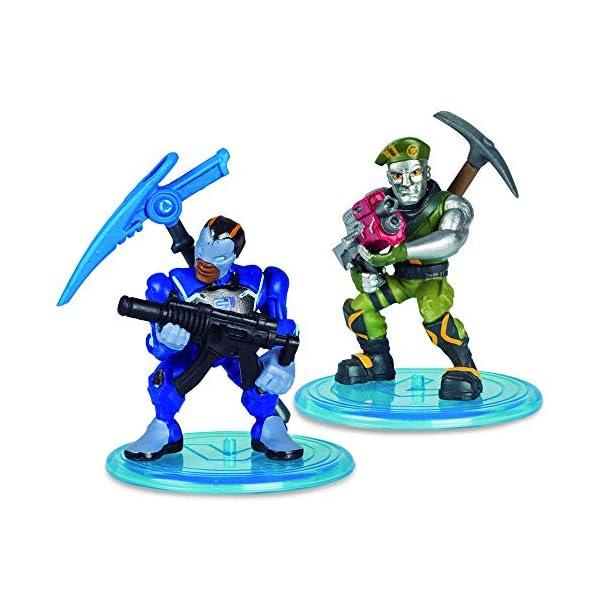 Fortnite Blister Duo - 2 Figuras 7 cm y 1 accesorio escondido (Giochi Preziosi FRT13000) , color/modelo surtido 2