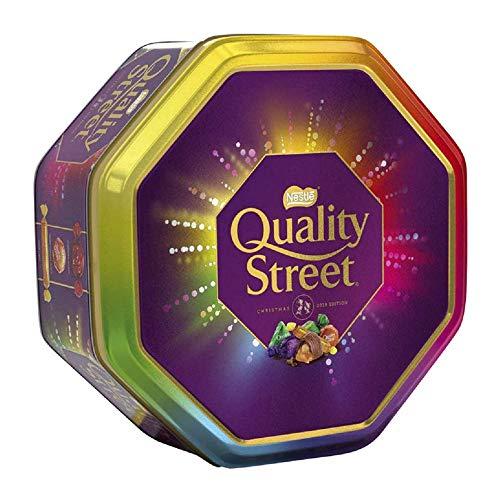 Quality Street - Lata extragrande de de 1 kg