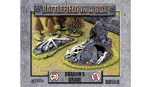 Gale Force Nine Battlefield in a Box: Dragons...