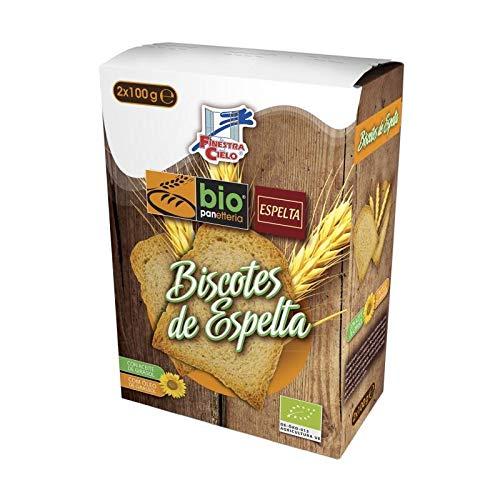 BISCOTES ESPELTA