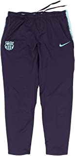 Nike 2018-2019 Barcelona Training Pants (Purple)
