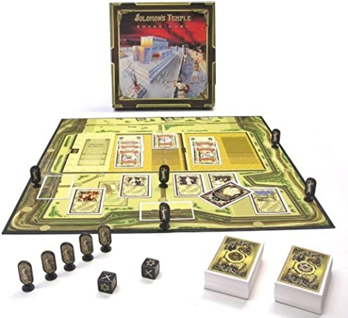 autorización oficial Solomon's Temple Board Game by by by TaliCor  online al mejor precio