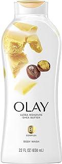 Olay Ultra Moisture Shea Butter Body Wash, 741 g