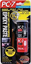 Pc Products 027776 Pc-7 2 Ounce Package Strong Tough Epoxy Paste Glue Adhesive