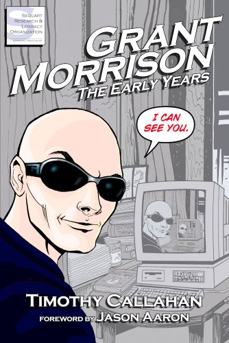 Grant Morrison: The Early Years (English Edition)