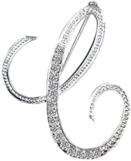 Best rhinestone initials for bouquets Reviews