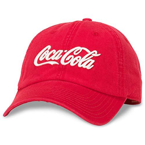 American Needle X Coca-Cola Tonal Wash Raglan - Gorro, Color...