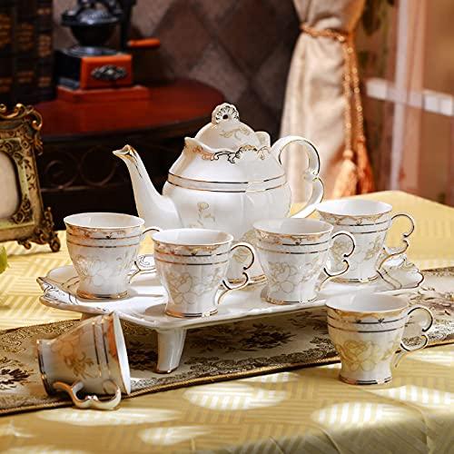 Afternoon Tea Sets For Adults Porcelain Tea Cup Set Coffee Cup Sets Afternoon Tea Set Service Tea Gift Set China Tea Cup C