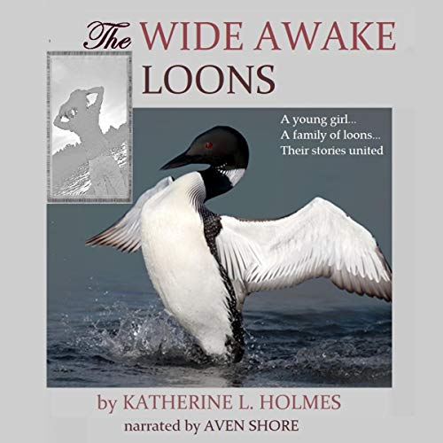 The Wide Awake Loons audiobook cover art