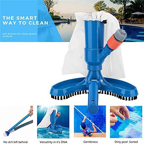 commercial petit aspirateur piscine puissant