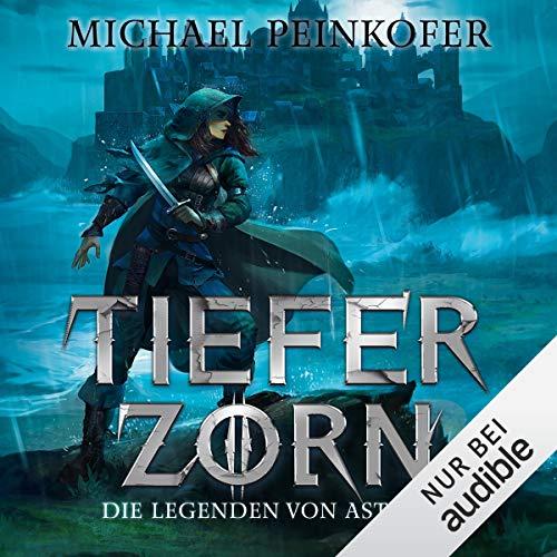 Tiefer Zorn audiobook cover art