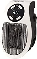 Russell Hobbs RHPH2001 500W Ceramic Plug Heater, 500 W, White