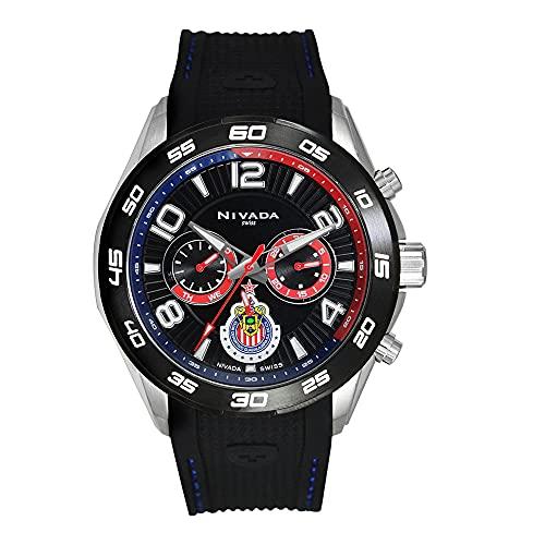 relojes guadalajara fabricante Nivada Swiss