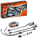 LEGO Power Functions - Set de Motores Complementarios a tus Juguetes de Construcción...