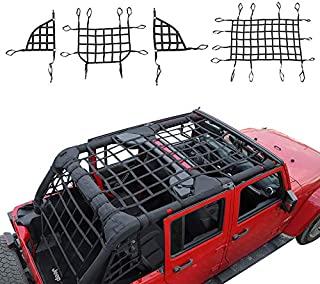 Best jeep cargo net doors Reviews