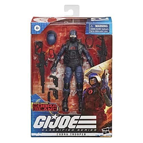 TARGET G.I. Joe Classified Series Exclusive Special Missions: Cobra Island #12 Cobra Trooper