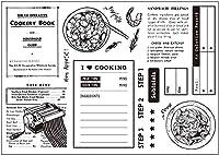 DIYスクラップブッキング/カード作成/キッズクリスマスファンデコレーション用品A1290用の繊細さ2透明クリアシリコンスタンプ