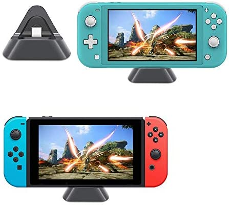 GSR Charging Dock for Nintendo Switch Lite and Nintendo Switch Portable Mini Charging Stand product image