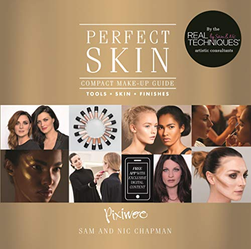 Perfect Skin: Compact Make-Up Guide for Skin and Finishes (English Edition)