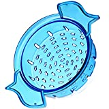 Can Colander, No-Mess Tuna Can Strainer, Food Can Strainer Filter for Beans, Vegetables, Fruit, Tuna, Blue (1 Piece)