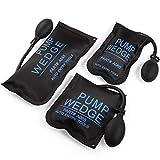 Car Air Shim,Air Wedge Bag Kit,Car Air Wedge Pump,3Pack Commercial Grade Air Wedge Bag Pum...